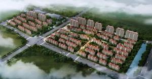 上海长兴岛保障房